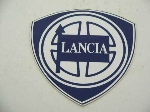 LANCIA BADGE STICKER