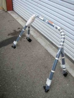ROLLBAR WITH MOUNTING HARDWARE