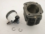 650 CC PISTON AND LINER ASSY