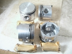 OFFSET BORE PISTON SET