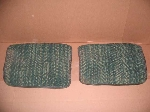 FLOOR MAT SET OF 2