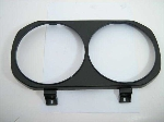 LEFT BLACK HEADLAMP TRIM RING