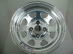 "13 X 7"" ALLOY WHEEL SET"