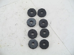 LICENSE PLATE SPACER SET OF 8