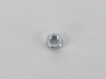 6 X 1 THREADED NUT, 10 MM HEAD
