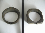 RUBBER HORN SEAT RING