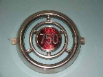 750 ABARTH HORN COVER EMBLEM
