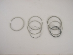 62.0 MM + 0.4 MM O/S RING SET