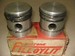 66.0 + 0.4 MM O/S PISTON SET