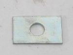 FORK RETAINING BOLT LOCK PLATE