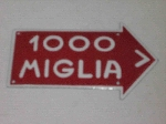 METAL 1000 MIGLIA ARROW