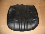 SEAT COVER BOTTOM BLACK FRONT