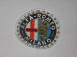 85 MM DIAMETER ALFA PATCH