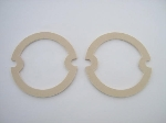 FT PARK LAMP LENS GASKET PAIR