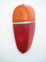 EUROPEAN RIGHT TAIL LAMP LENS