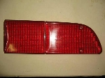 1970-73 RIGHT TAIL LAMP LENS