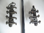 ROCKER ARM AND SHAFT PARTS