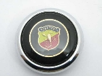 BLACK ABARTH HORN BUTTON ASSY.