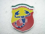 70 MM ABARTH & C. EMBLEM