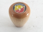 ABARTH WOODEN SHIFT KNOB