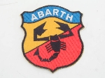 ABARTH SHEILD PATCH