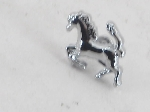 25 MM TALL PRANCING HORSE