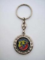 ABARTH IN WREATH KEY FOB
