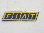 FIAT PATCH, 10 CM LONG