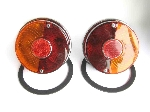 EUROPEAN TAIL LAMP PAIR