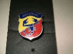 ABARTH & CO EMBLEM 29 MM TALL