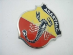 70 MM TALL ABARTH & C EMBLEM