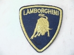 BLUE LAMBORGHINI PATCH