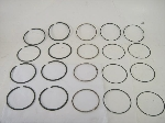 86.4 MM + 0.4 MM O/S RING SET