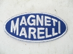 OVAL MAGNETI MARELLI PATCH