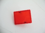 RIGHT TAIL LAMP RED LENS