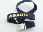 BLUE ABARTH BELT