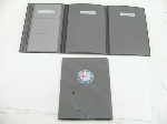 ALFA ROMEO DOCUMENT HOLDER