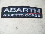 ABARTH ASSETTO CORSE PATCH