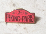 PEKING TO PARIS PIN