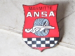 ANSA EXHAUST PIN