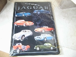 JAGUAR METAL SIGN