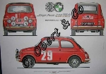 Steyr Puch 650 TR2 1965 POSTER