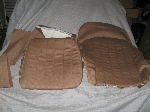 FRONT SEAT UPHOLSTERY SET