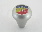 ALLOY ABARTH GEAR SHIFT KNOB