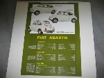 ABARTH 500 BASED POSTER