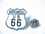 HISTORICAL ROUTE 66 PIN