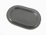 OVAL RUBBER VERTICAL PLUG