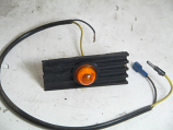 AMBER FRONT SIDE REPEATER ASSY