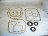 TRANSMISSION GASKET SET W SEAL