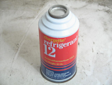 12 OUNCE R12 FREON CAN
